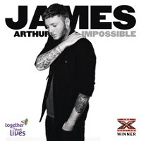 Cubierta del single Impossible de James Arthur