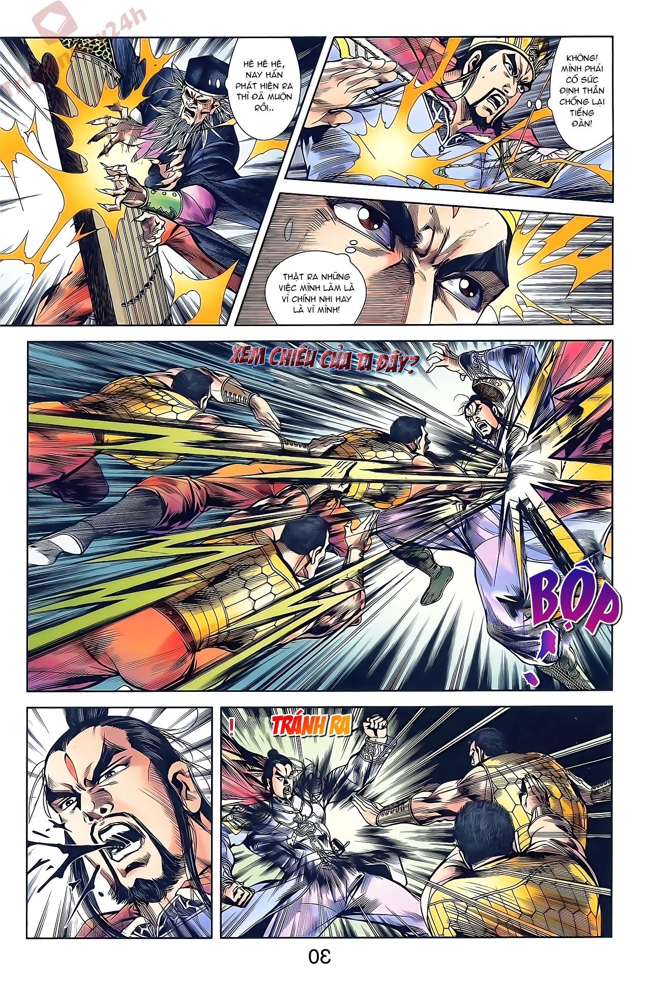 Tần Vương Doanh Chính chapter 45 trang 28