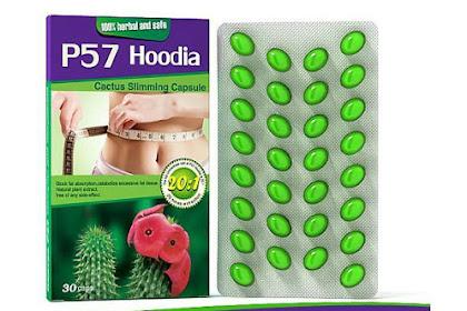 Jual Pelangsing p57 hoodia cactus slimming capsule