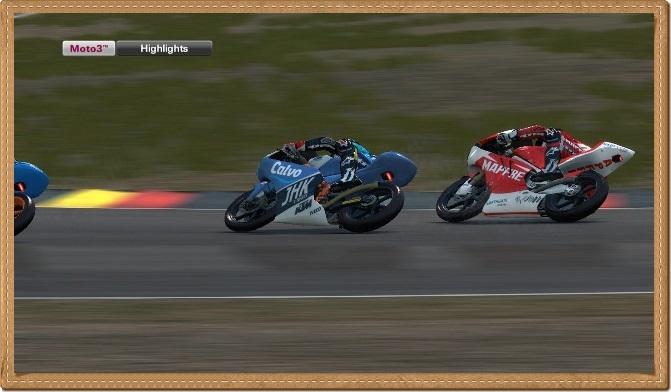 MotoGP 13 PC Games Gameplay