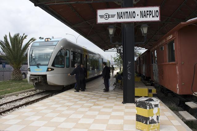 Πως θα επιστρέψει το τρένο στην Αργολίδα - Τι περιλαμβάνει η μελέτη (χάρτης)