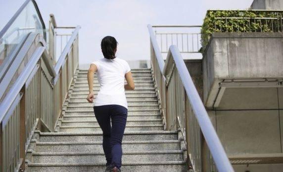 Lợi ích của việc leo cầu thang