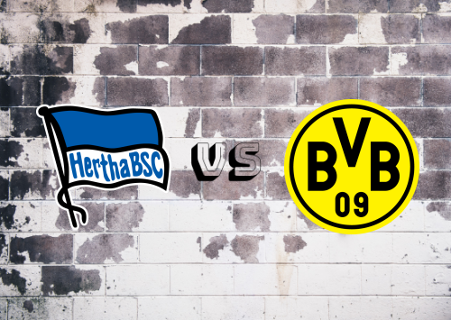 Hertha BSC vs Borussia Dortmund  Resumen y Partido Completo