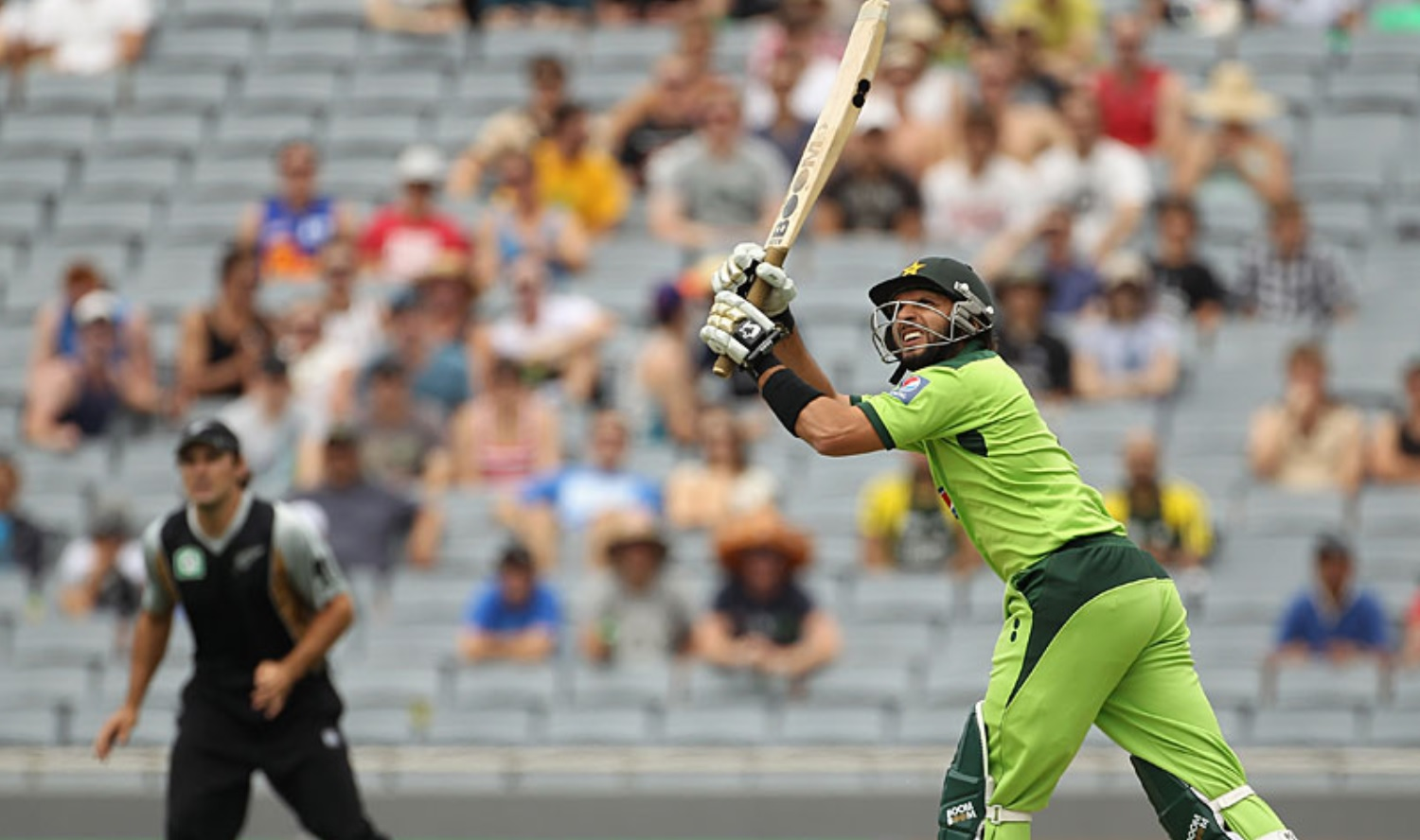 Afridi hit most sixes in ODI cricket matches