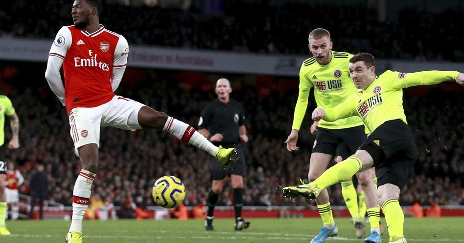 Hasil Pertandingan Arsenal vs Sheffield United 18 Desember ...