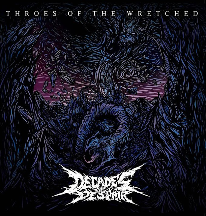Decades Of Despair - Throes Of The Wretched EP 2009