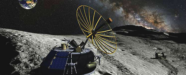 The US is Close to Approving the 1st Ever Private Moon-mission for 2017