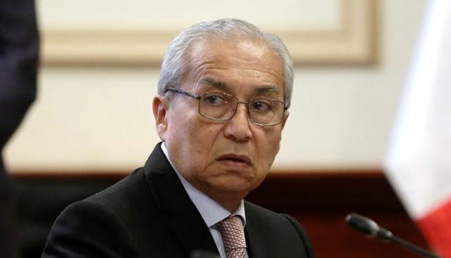 Poder Judicial suspende a Pedro Chávarry como fiscal supremo por 18 meses