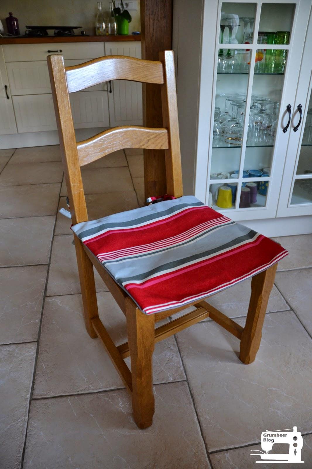 galettes de chaise. Black Bedroom Furniture Sets. Home Design Ideas