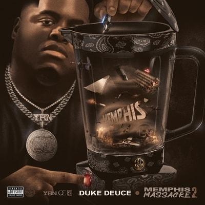 Duke Deuce - Memphis Massacre 2 (2020) - Album Download, Itunes Cover, Official Cover, Album CD Cover Art, Tracklist, 320KBPS, Zip album
