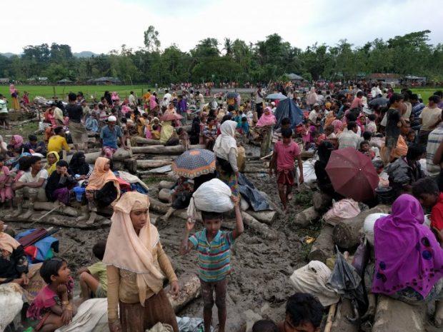 Myanmar Buru Warga Rohingya yang Curhat ke PBB