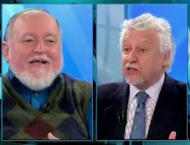 """Prof. Molion no """"Canal Livre"""" da Band"""