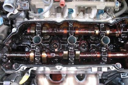 Cara Menghilangkan Kerak Pada Mesin Motor