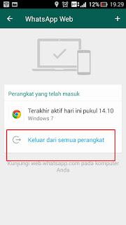 cara mengatasi whatsapp disadap