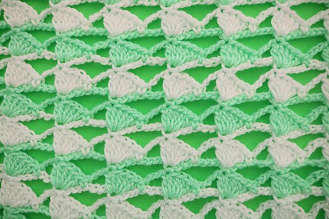 4 -Crochet Imagen Puntada a crochet de verano para blusas ganchillo por Majovel Crochet