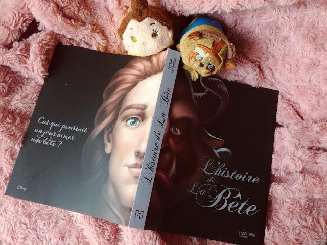 Les Vilains Disney par Serena Valentino L'Histoire de la Bête