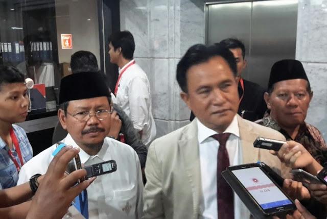 Ini Saran Yusril ke Jokowi untuk Selesaikan Kasus Pembakaran Bendera Tauhid