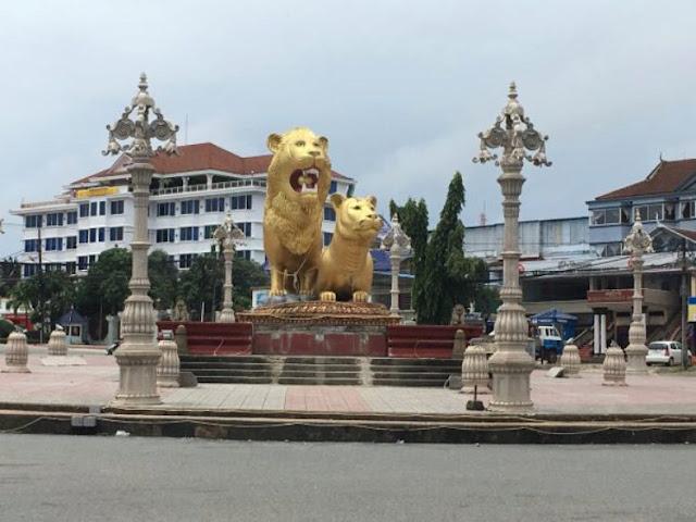 Cidade de Sihanoukville