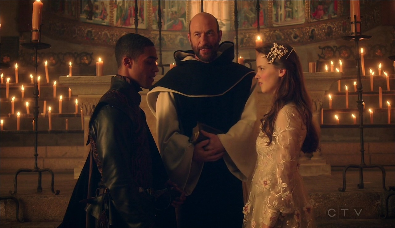 Still Star-Crossed 1x01 Romeo Juliet