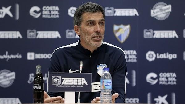 """Muñiz - Málaga -: """"Sería ridículo decir de que nuestro objetivo no es ascender"""""""