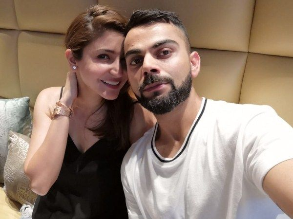 As India-Pakistan battle it away in Dubai even, Virat Kohli hosts a lunchtime for wife Anushka Sharma and friends at his Delhi cafe