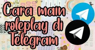 Rp di Telegram