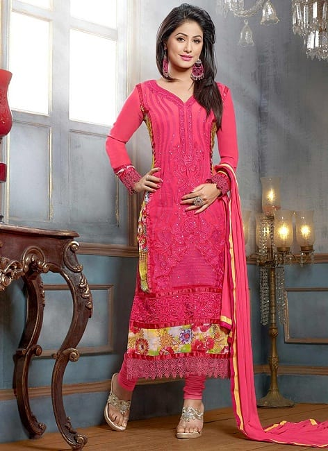 Cool Girls in Salwar Suits