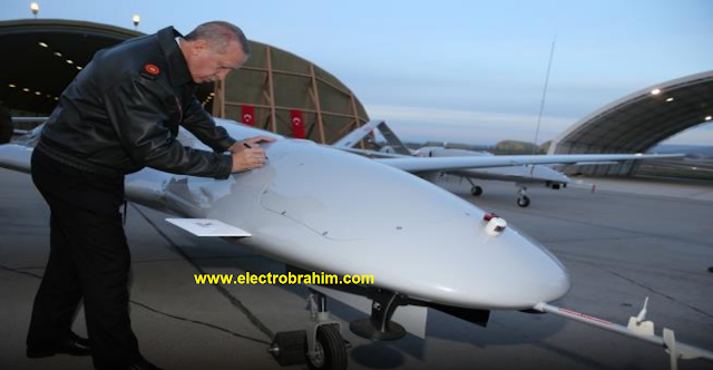 الطائرات المسيرة التركية: تعرف على مواصفاتها وميزاتها