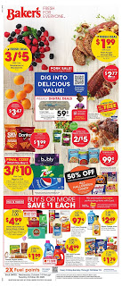⭐ Bakers Ad 10/21/20 ⭐ Bakers Weekly Ad October 21 2020