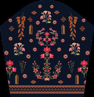 textile design wallpaper,digital textile design, kurti