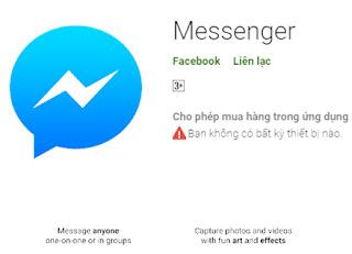 Tải Messenger cho PC, Android, IOS - Nhắn tin, gọi điện miễn phí a