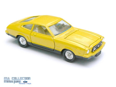 Tomica, Dandy, Ford Mustang II, Mach 1