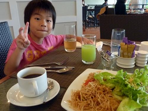 ラグーナ プーケットの朝食(ブッフェ)