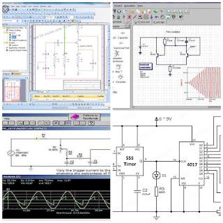 Electronics Circuit Design And Simulation