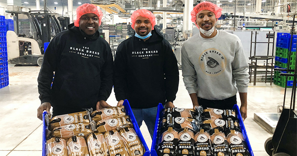 Founders of Black Bread Co.