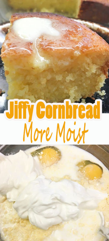 Jiffy Cornbread More Moist Cook Easy Food