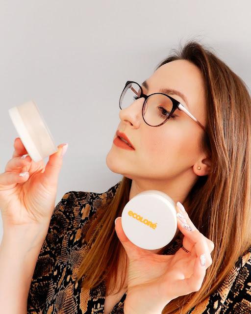 ecolore kosmetyki mineralne makijaż,