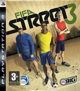 FIFA STREET 3 PS3 TORRENT