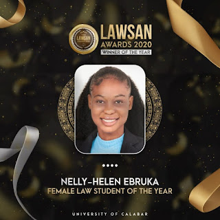 Unical Lawsan bags major awards at National convention