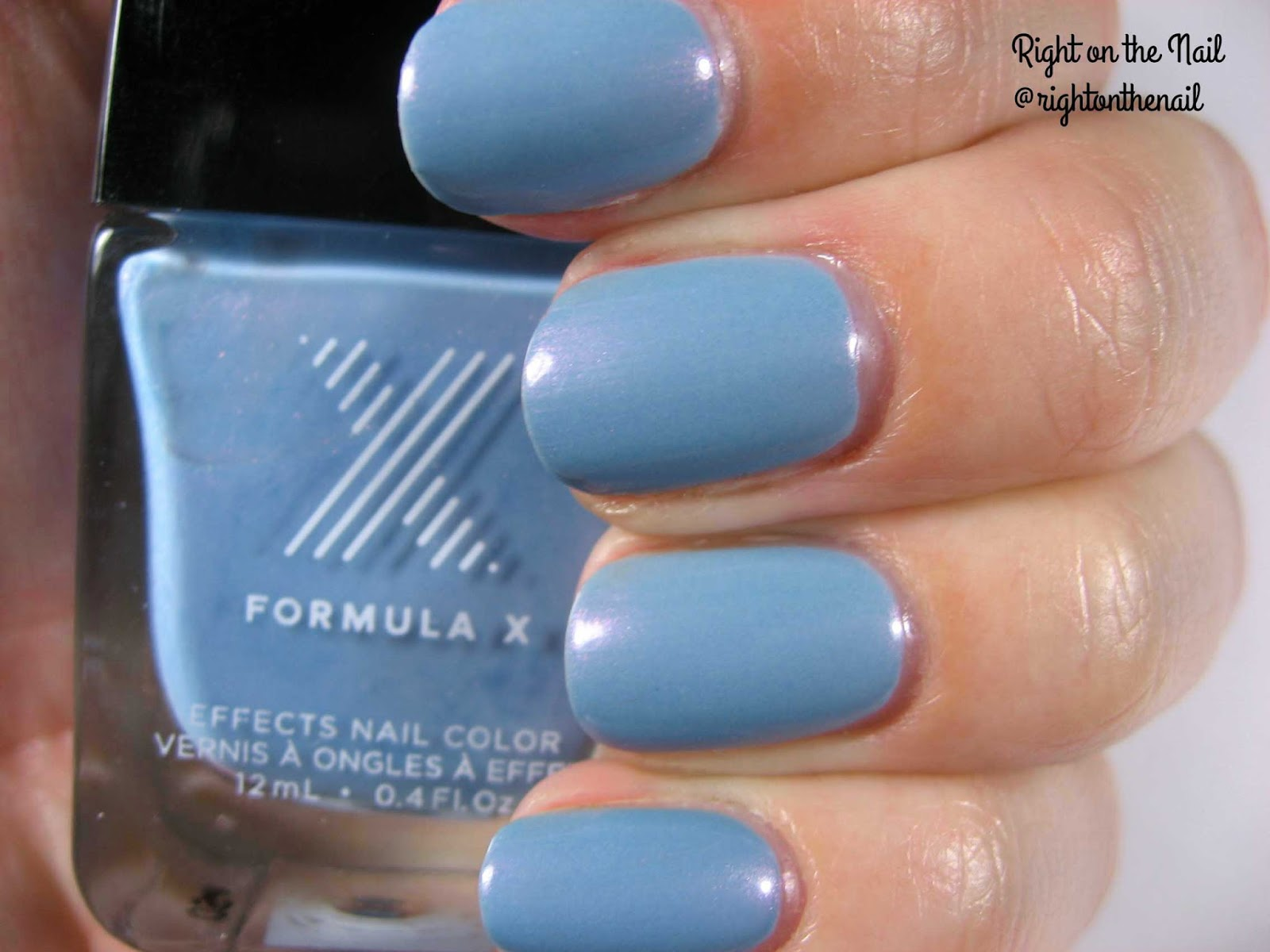 Right on the Nail: Right on the Nail ~ Sephora Formula X The Brushed ...