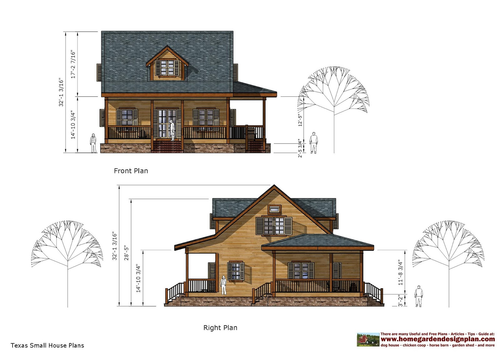 home garden plans  sh100 - small house plans