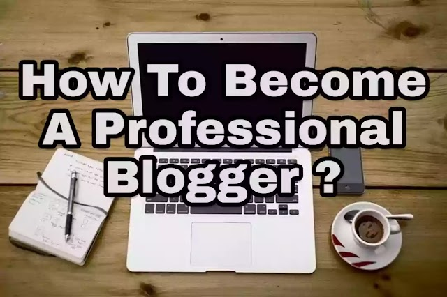How To Make Professional Blog ?