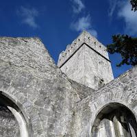 Ireland Photos: Muckross Abbey near Killarney