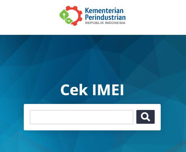 Cara Cek IMEI iphone dan android terdaftar atau tidak di Kominfo