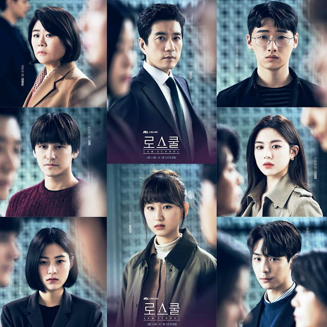 Nonton Drama Korea Law School Episode 13 Subtitle Indonesia