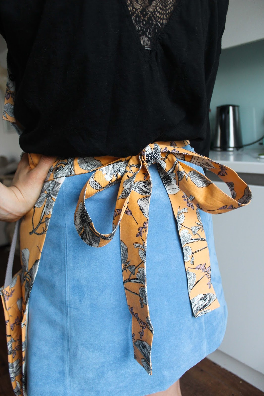 Lobster homeware apron