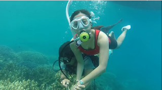 snorkeling karimunjawa