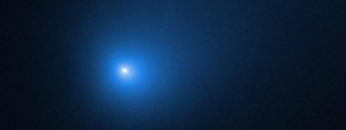 atualização do cometa interestelar Borisov