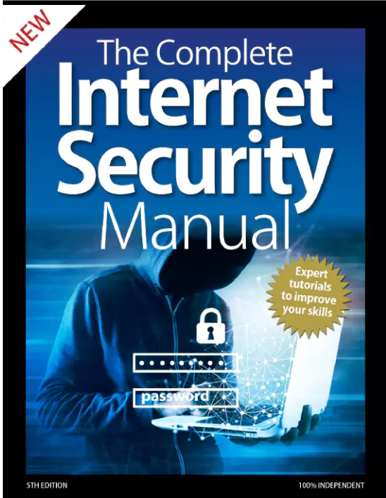 The Complete Internet Security Manual – 5th Edition 2020