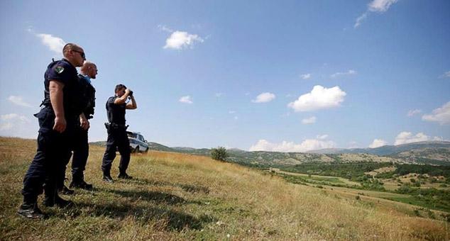 #Албанија #Полиција #ЦрнаГора #Андријевица #Патрола